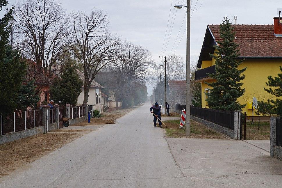 Nosza utcarészlet