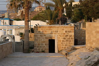"""Enfeh - The old church """"Notre-Dame des Vents"""" at Enfeh, North Lebanon"""