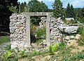 Novi Lazi Slovenia cemetery chapel.JPG