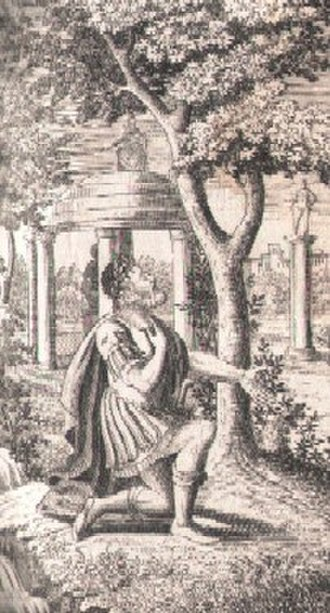 Valerius Antias - Numa Pompilius consulting Egeria.