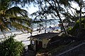 Nyali Beach towards the south from the Reef Hotel during high tide in Mombasa, Kenya 5.jpg