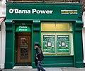 O'BAMA POWER - President Barack Obama Arrives in Dublin On Monday (5743719883).jpg
