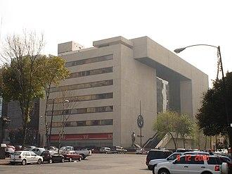 Confederation of Mexican Workers - Oficinas centrales de la Confederación de Trabajadores de México