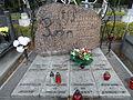 Obroża memorial at Military Cemetery in Warsaw 02.JPG