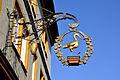 Ochsenfurt Gasthaus zum Storchen Ausleger.jpg
