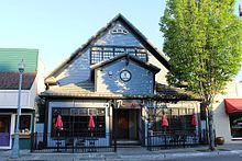 Odd Fellows Hall - Redmond's Bar & Grill