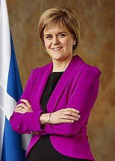 Premiership of Nicola Sturgeon