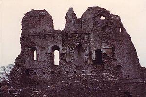 Ogmore Castle - Ogmore Castle