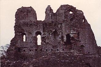 Ogmore Castle - Ogmore Castle, 1987