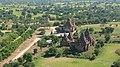Old Bagan, Myanmar, Ancient Buddhist pagodas and green Bagan plains.jpg