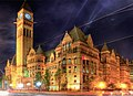 Old Toronto City Hall and York County Court House, Toronto, Ontario.jpg