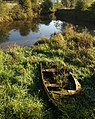 Old boat at Aveton Gifford - geograph.org.uk - 1510443.jpg