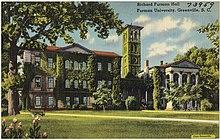 fe1c85f7442f5 Furman University - Wikipedia