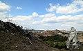 Olszyn, ruiny zamku.JPG