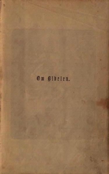 File:Om Bibelen.djvu