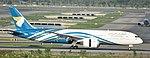 Oman Air B787-8 (A40-SY) landing at Suvarnabhumi International Airport (2).jpg