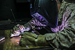 One Team, One Fight, AIMD Marines improve living conditions 150530-M-SV584-013.jpg