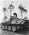 Oorlogsmuseum bij Overloon. Duitse gevechtswagen, Bestanddeelnr 901-0500.jpg