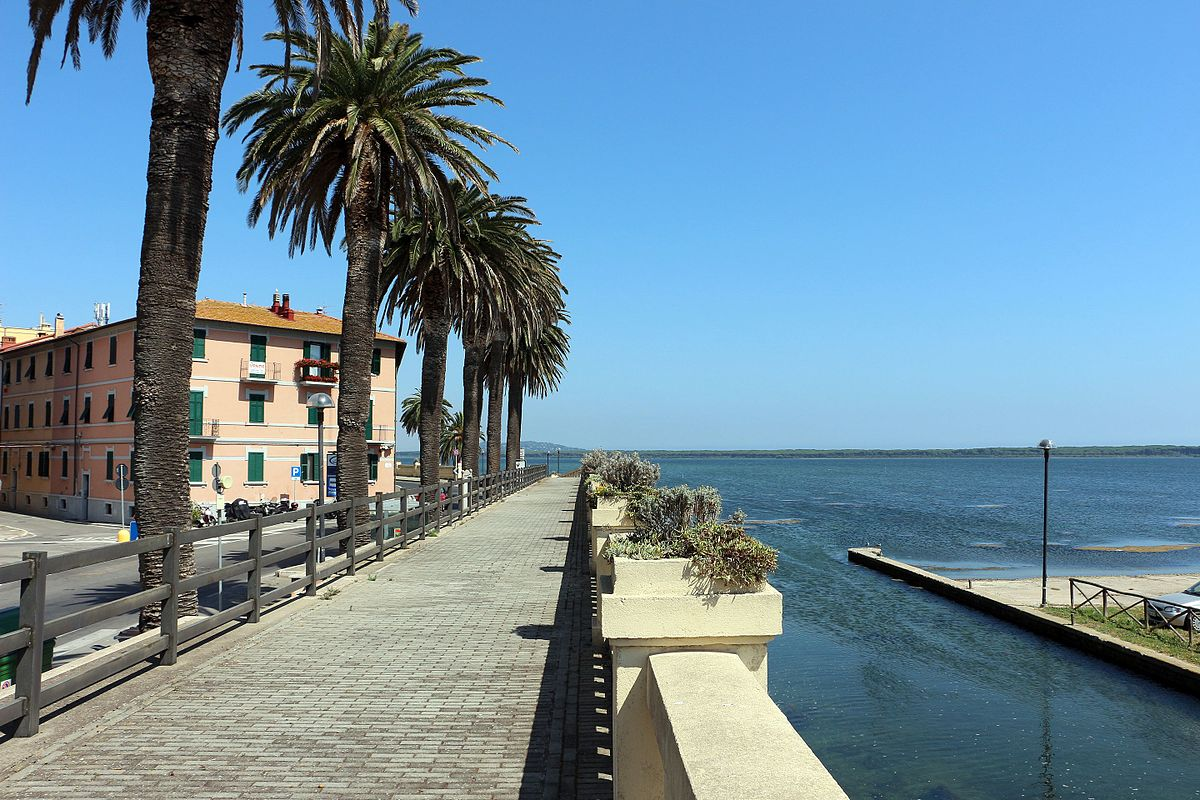 Orbetello – Travel guide at Wikivoyage