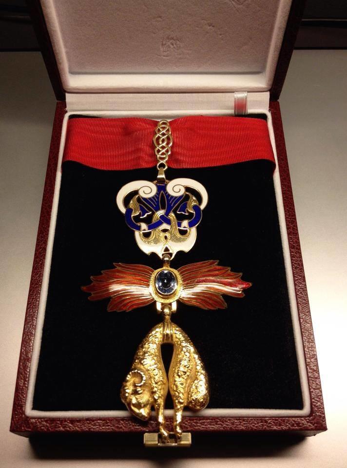 Orden del Toisón de Oro AEAColl