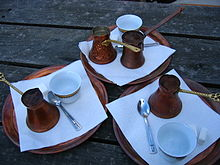 Original Turkish Coffee in Bosnia-Herzegovina.JPG