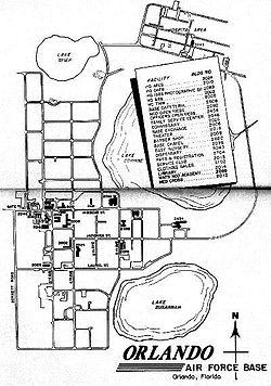 Naval Training Center Orlando Wikipedia - Us millitary instilation maps hawaii
