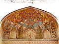 Ornate gateway, Mariyam Zamani Mosque.JPG