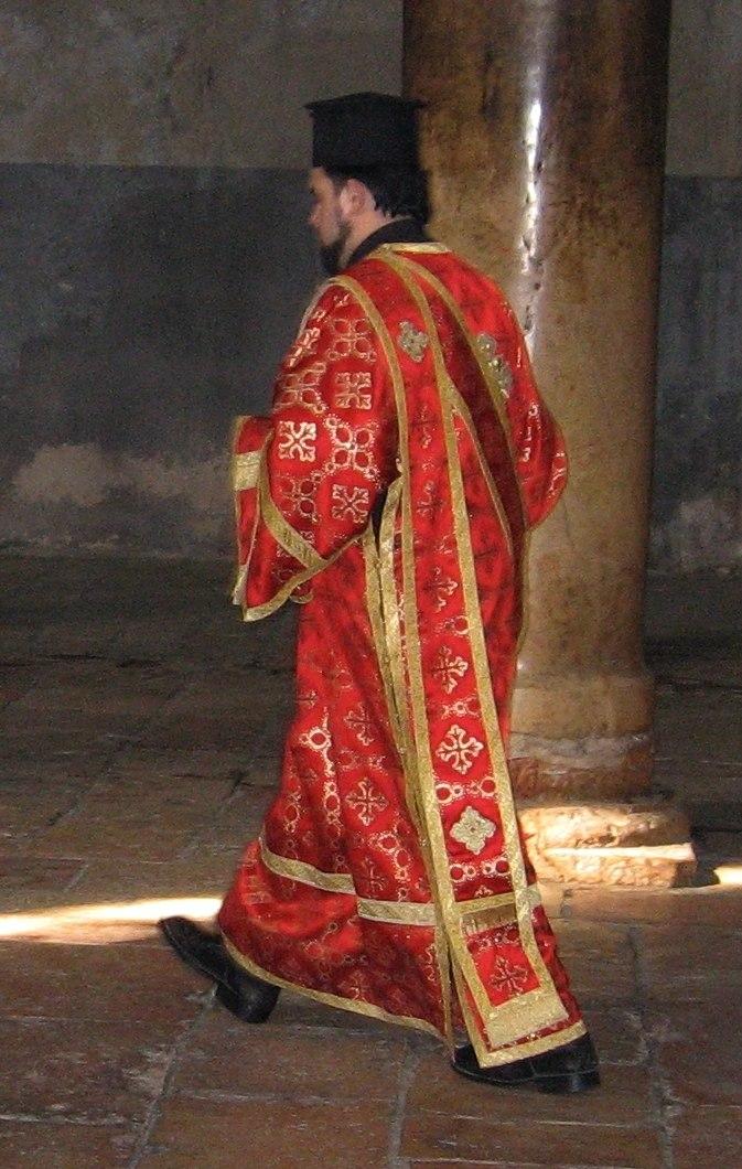 Orthodox Deacon