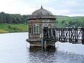 Outlet house, Lower Laithe Reservoir - geograph.org.uk - 539852.jpg