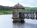 Outlet house, Lower Laithe Reservoir - geograph.org.uk - 539852.jpg