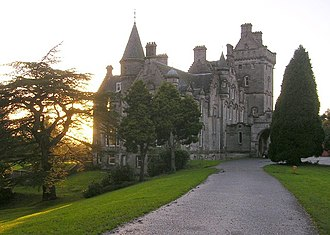 Overtoun House is now an A-listed building. Overtoun House - geograph.org.uk - 59380.jpg