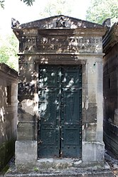Tomb of Pouzin and Thiébault