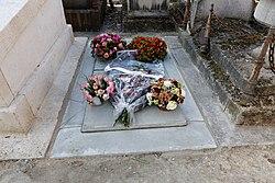 Tomb of Mercier