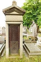 Tomb of Giacomotti