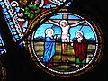Périgueux église St Georges rosace transept nord détail (5).JPG