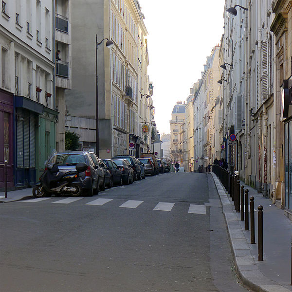 Fichier:P1160867 Paris XI rue de la Folie-Méricourt rwk.jpg