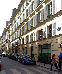 Image illustrative de l'article Rue du Mont-Thabor