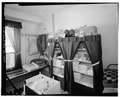 PERSHING - WALCUTT BEDROOM - U. S. Military Academy, Central Barracks, West Point, Orange County, NY HABS NY,36-WEPO,1-8-5.tif