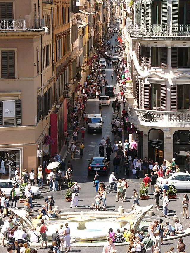 Hotels Near Via Condotti Rome