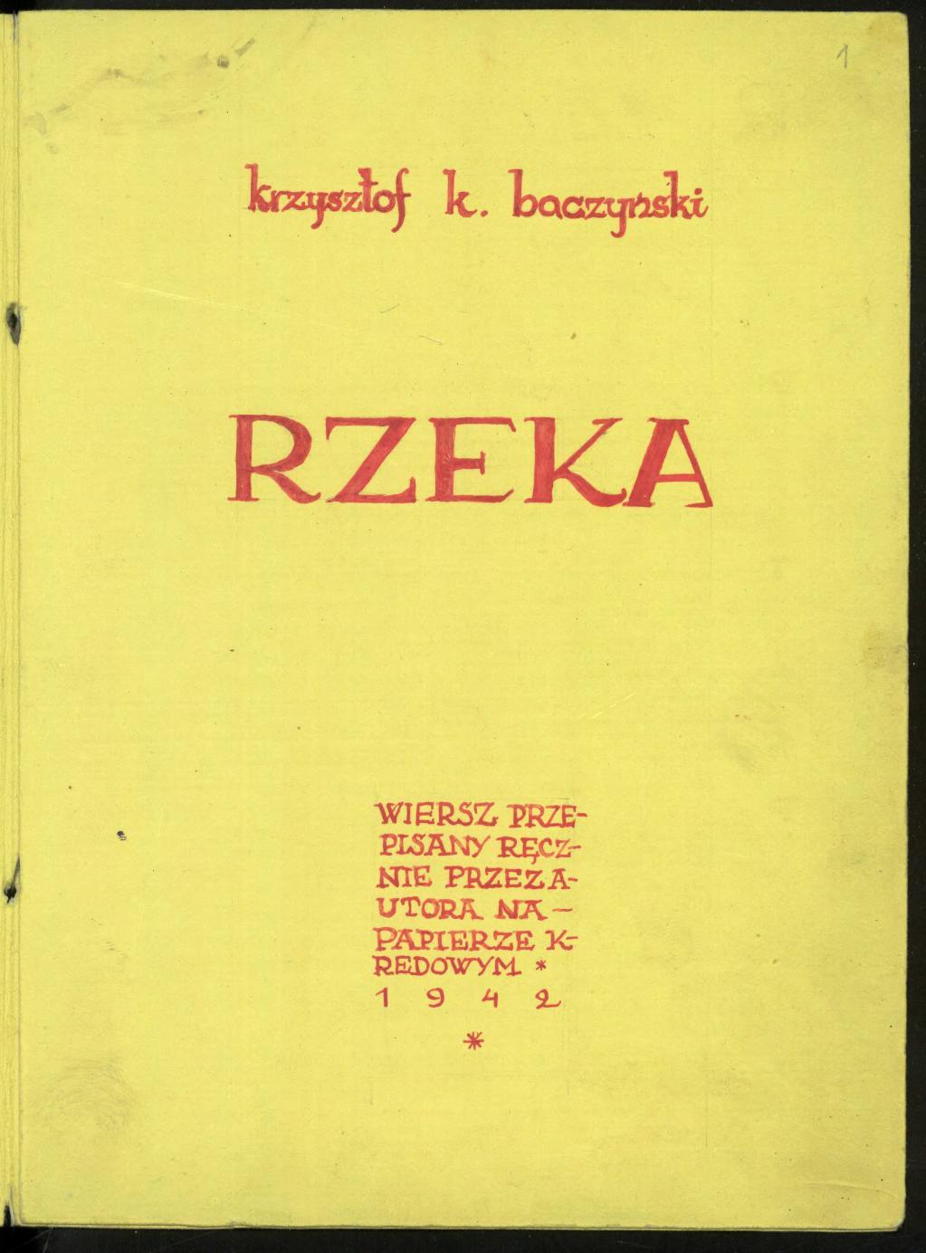 Stronapl Krzysztof Kamil Baczyński Rzekadjvu3