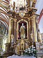 POL Przeworsk - Basilica of the Holy Spirit - Sacred Heart of Jesus Christ Altar.jpg