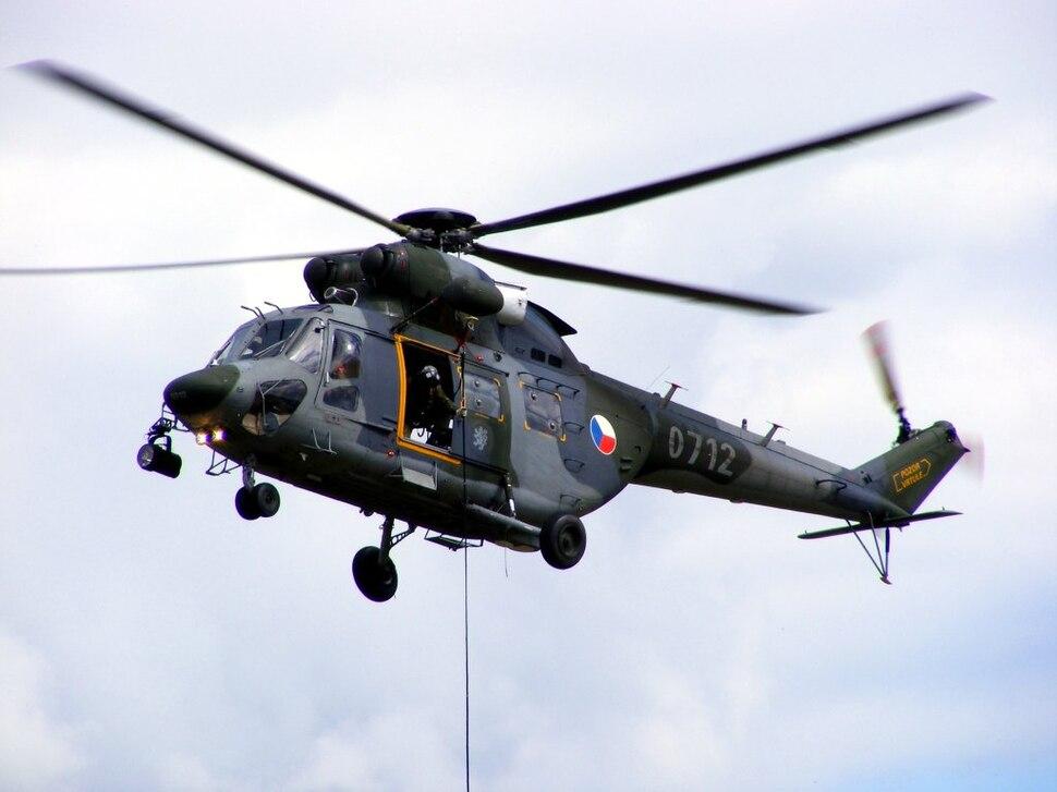 PZL W-3 Sokół of Czech Air Forces