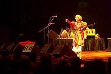 Paban Das Baul på Nine Lives-konsert, 2009.jpg