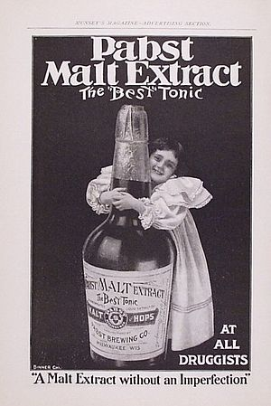 Pabst Brewing Company - Image: Pabst Malt Extract