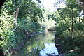Paint Creek from Bridge on Rosbolt Road Augusta Township Michigan.JPG