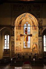 Crucifix du Maestro di San Francesco