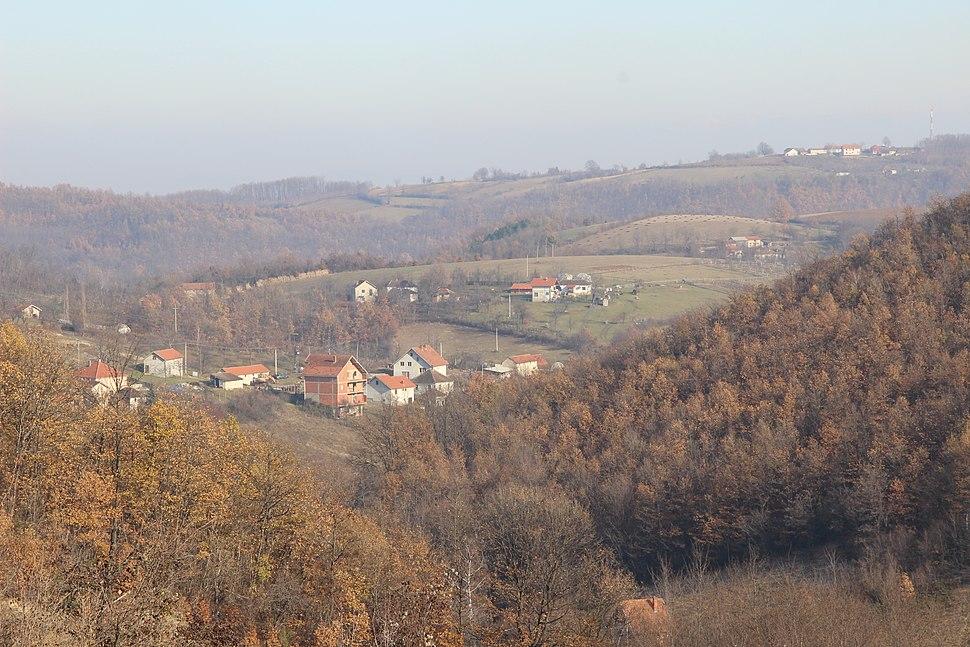Paklje - opština Valjevo - zapadna Srbija - panorama 10