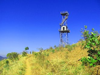 Mananthavady - Pakshipathalam watch tower