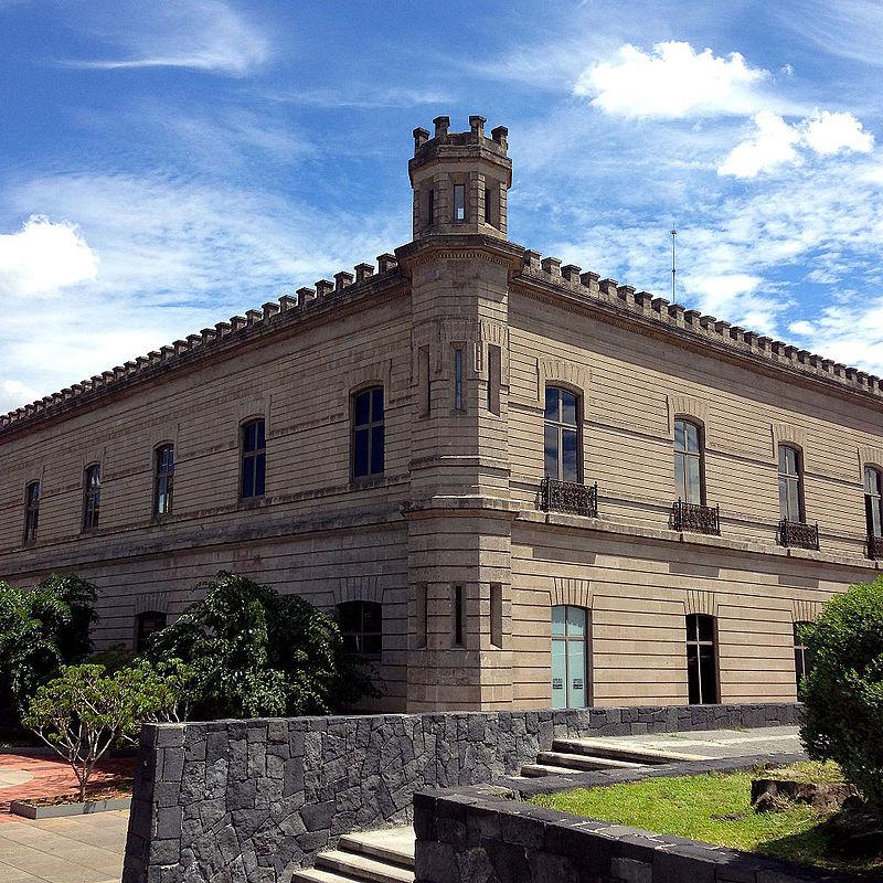 Palacio de Lecumberri, Vista.jpg
