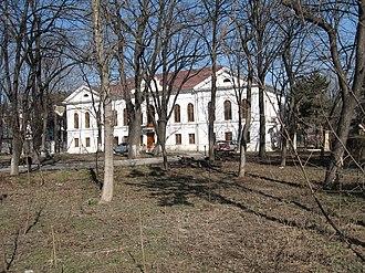 Colentina, Bucharest - Ghica Palace